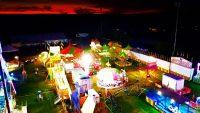 night sky fair pic